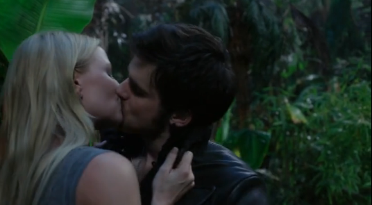 I don't think OUAT understands the defination of shocking