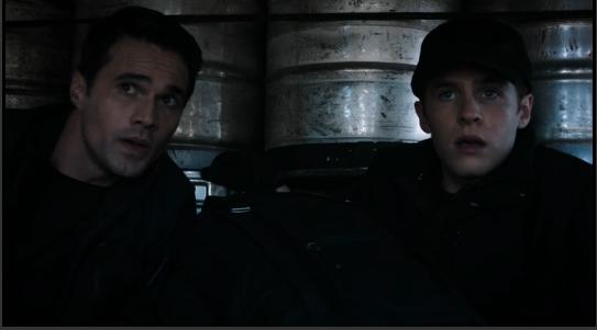 4 buddy cop movie